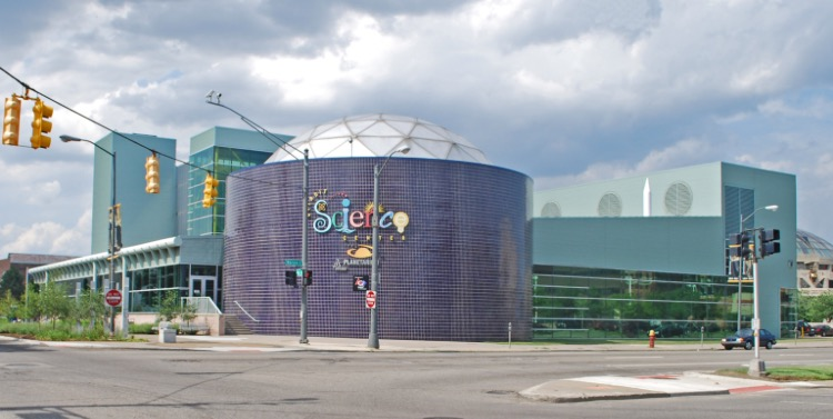 Michigan Science Center-Detroit, MI