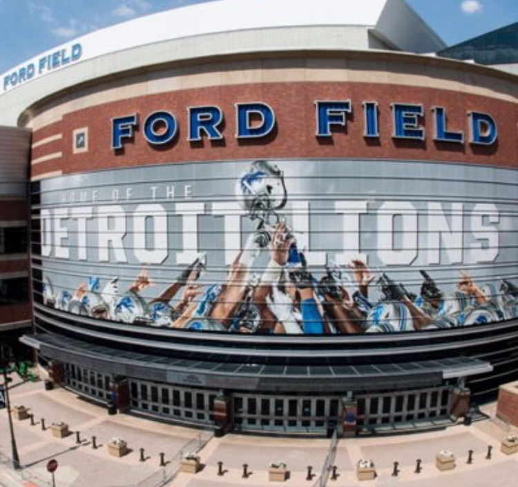 Ford Field-Detroit, MI