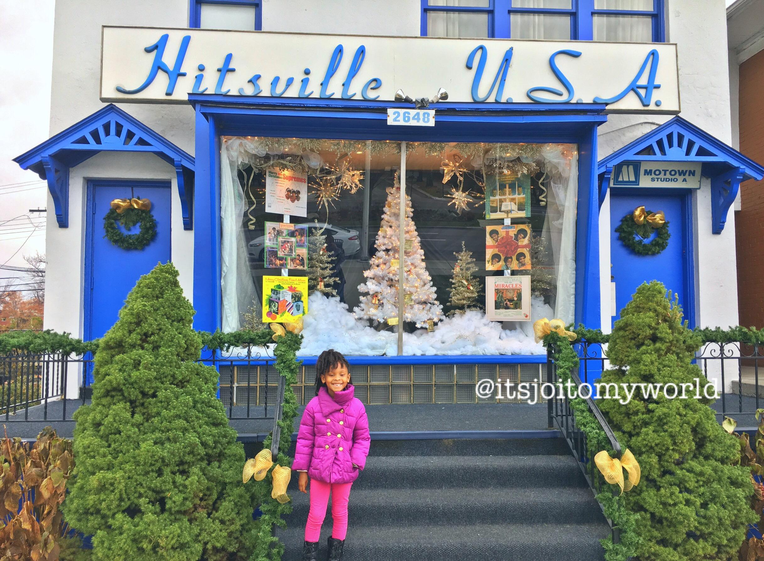 Motown Museum-Detroit