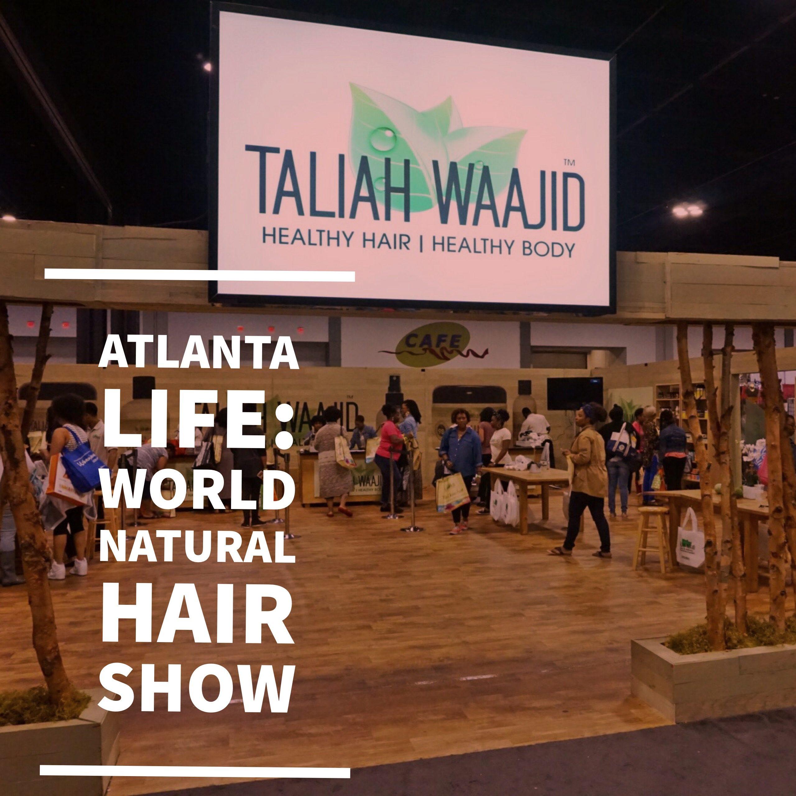 Natural Hair Classes Atlanta