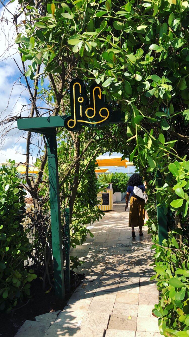 The Lido Bayside Grill-Miami, FL