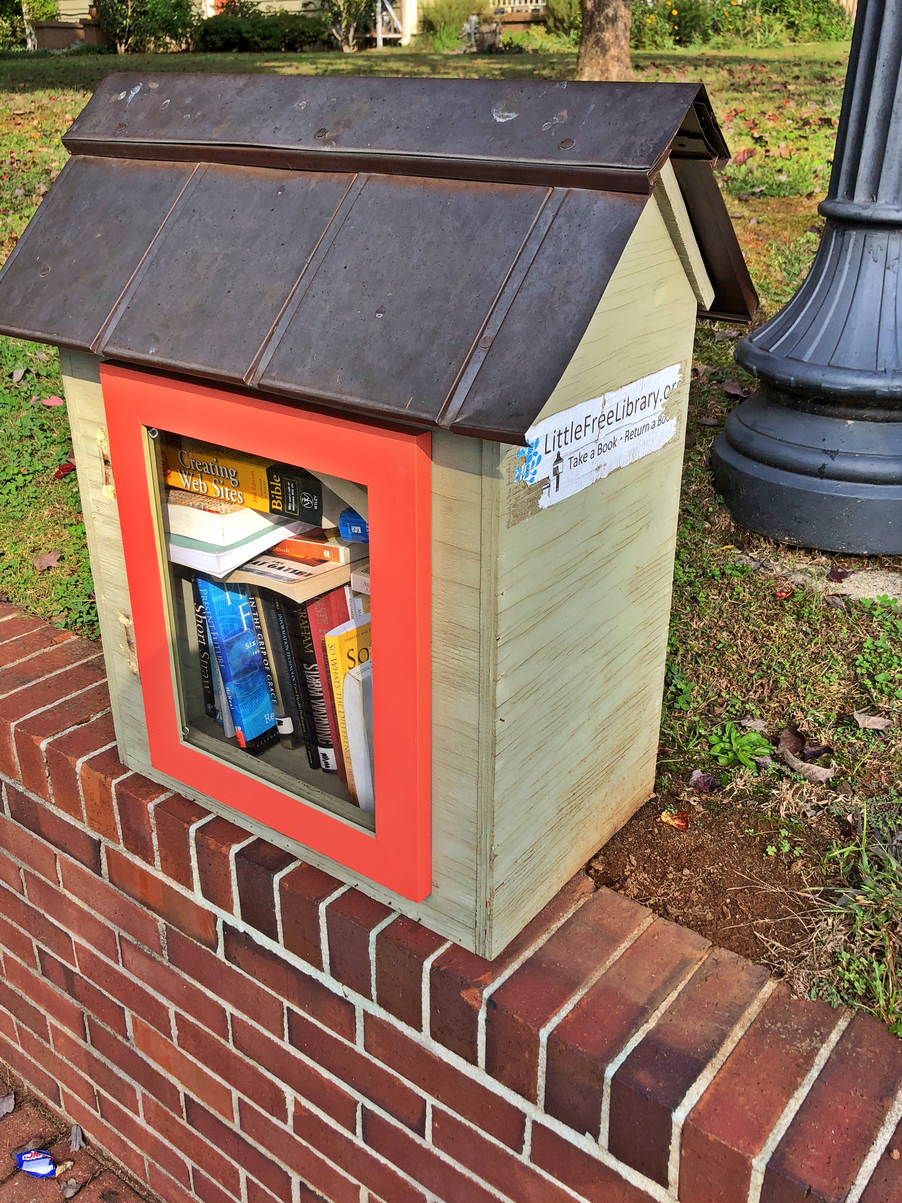 Roswell, GA Free Library