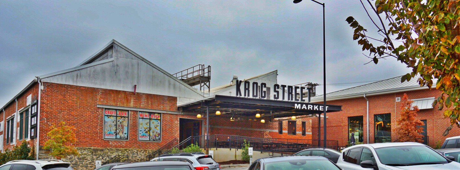 As You Might Remember From A Previous Blog Post That I Wrote The Beltline Krog St Market Is Located At 99 NE Atlanta GA 30307