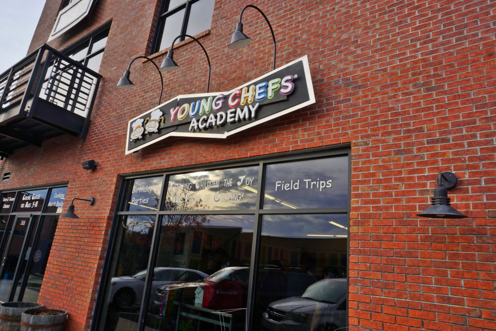 Young Chefs Academy: Cooking Party Venue