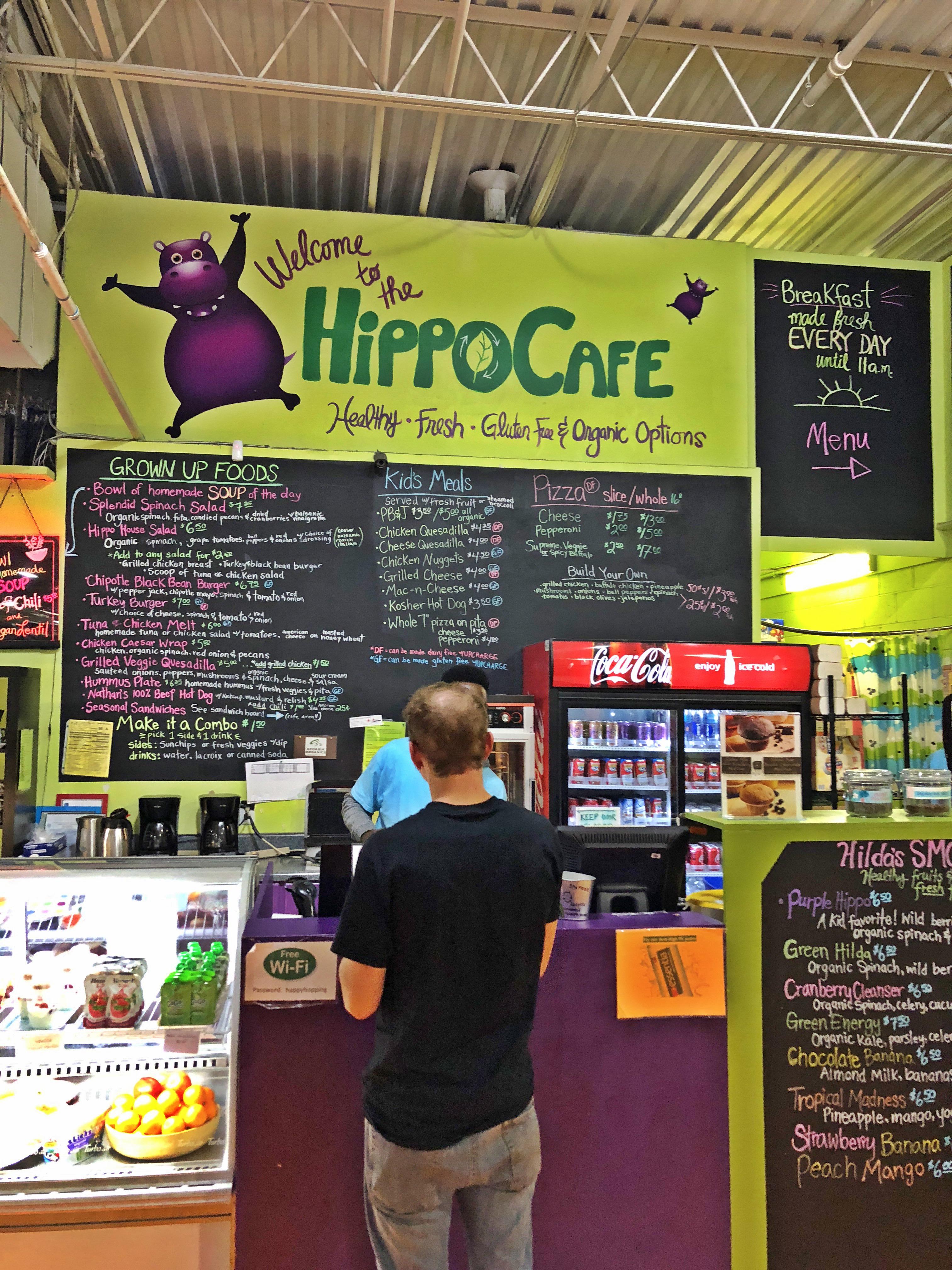 Hippo Cafe